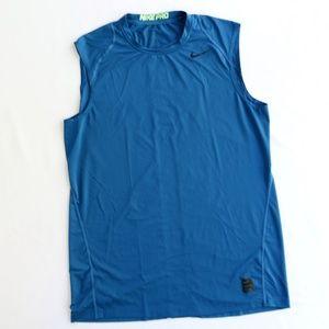[Nike] Pro Dri-Fit Fitted Sleeveless Shirt/Tank